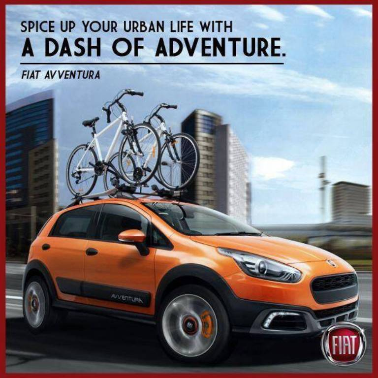 Fiat Avventura Review