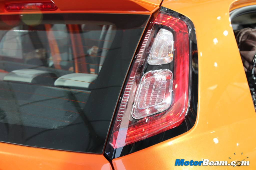 Fiat Avventura Tail Light