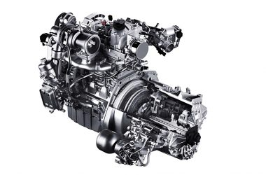 Fiat C635 DDCT Manual Gearbox