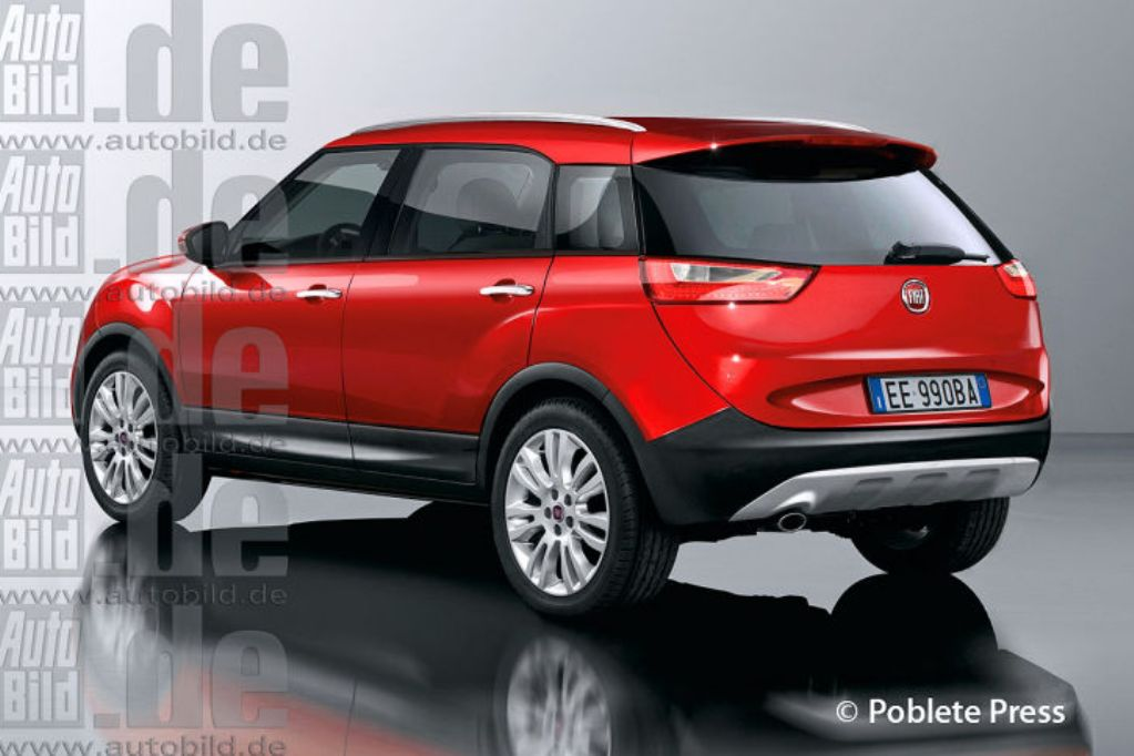 Fiat Compact Crossover