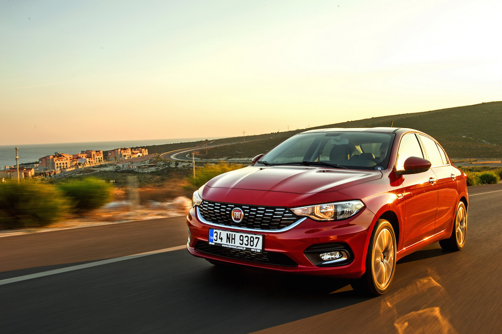 Fiat Egea Specifications