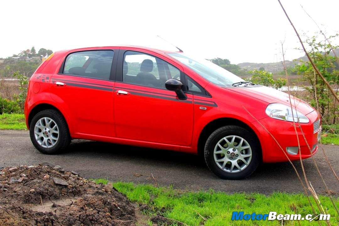 Fiat Grande Punto 90HP Sports Review