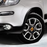 Fiat Panda 4x4 Antartica Edition Wheels