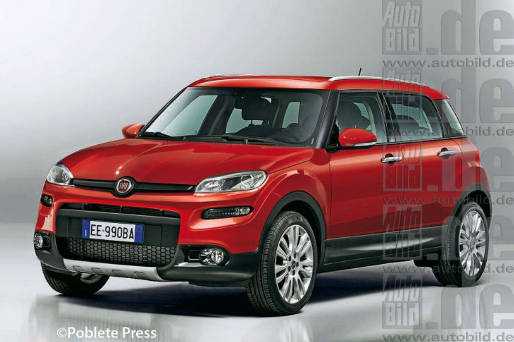 new car launches by fiatFiat To Launch Panda XL Crossover