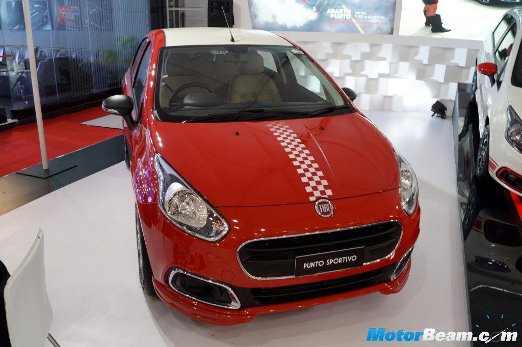 Fiat Punto Sportivo Edition Launched In India Priced At Rs 7 10 Lakhs