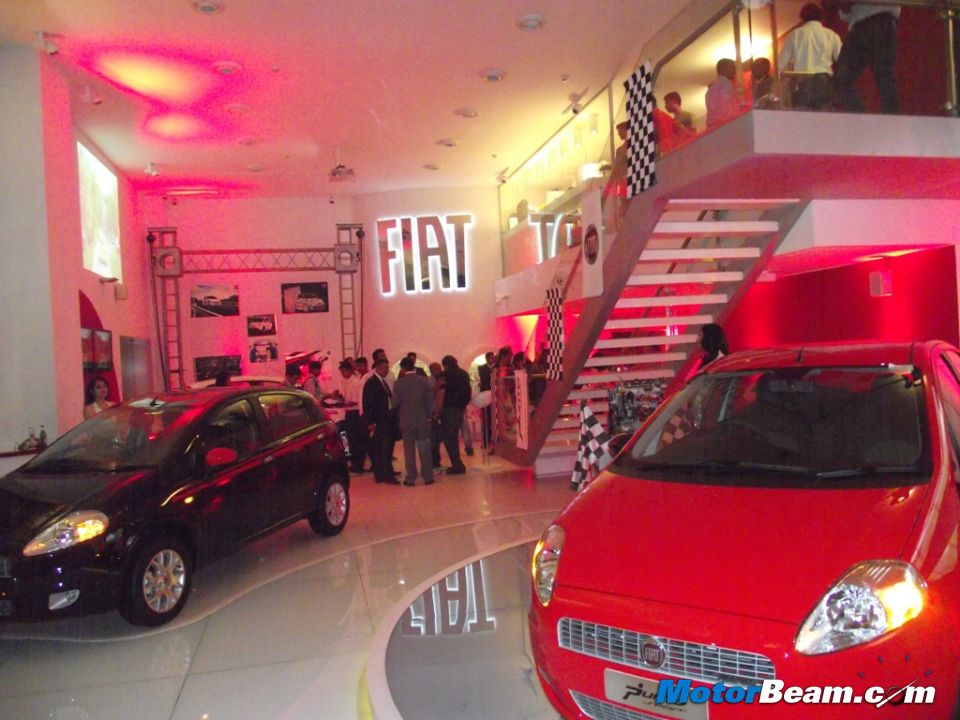 Fiat Punto Limited Edition