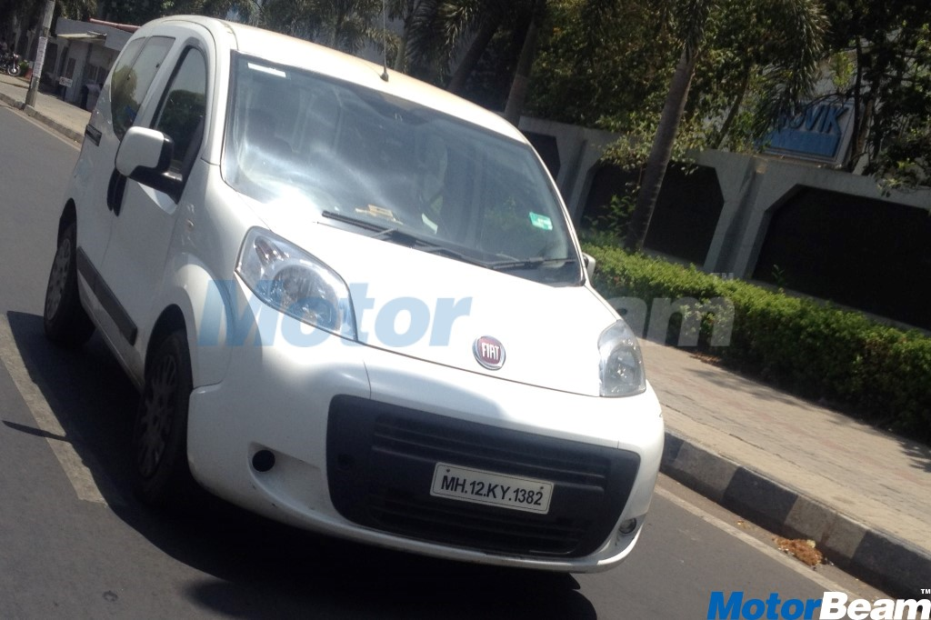 Fiat Qubo In India