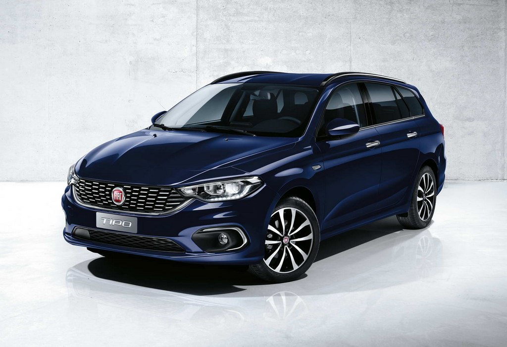 Fiat Tipo Estate Quarters