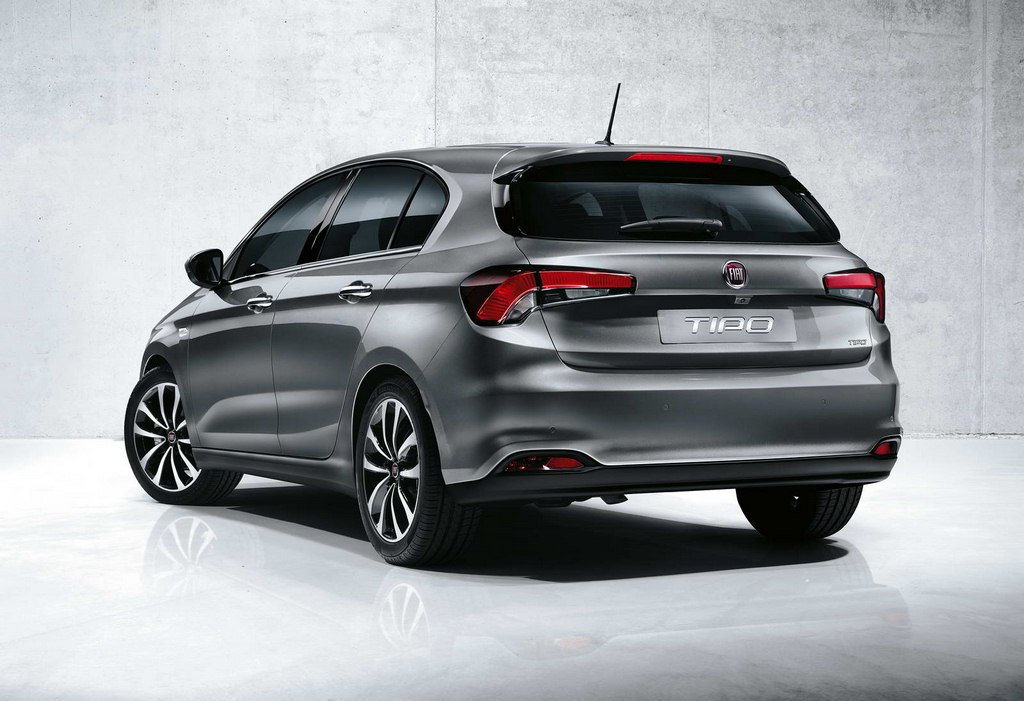 Fiat Tipo Low