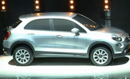 Fiat 500X Compact Crossover