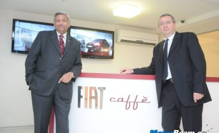 Fiat Caffe Launch
