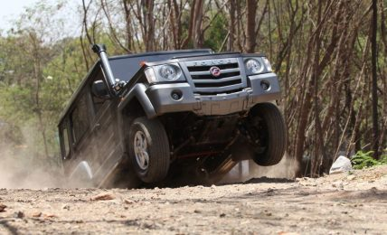 Force Gurkha Test Drive Review