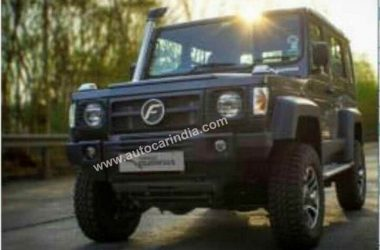 Force Gurkha Xtreme 140 HP