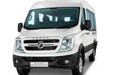 Force Motors Electric Vehicle