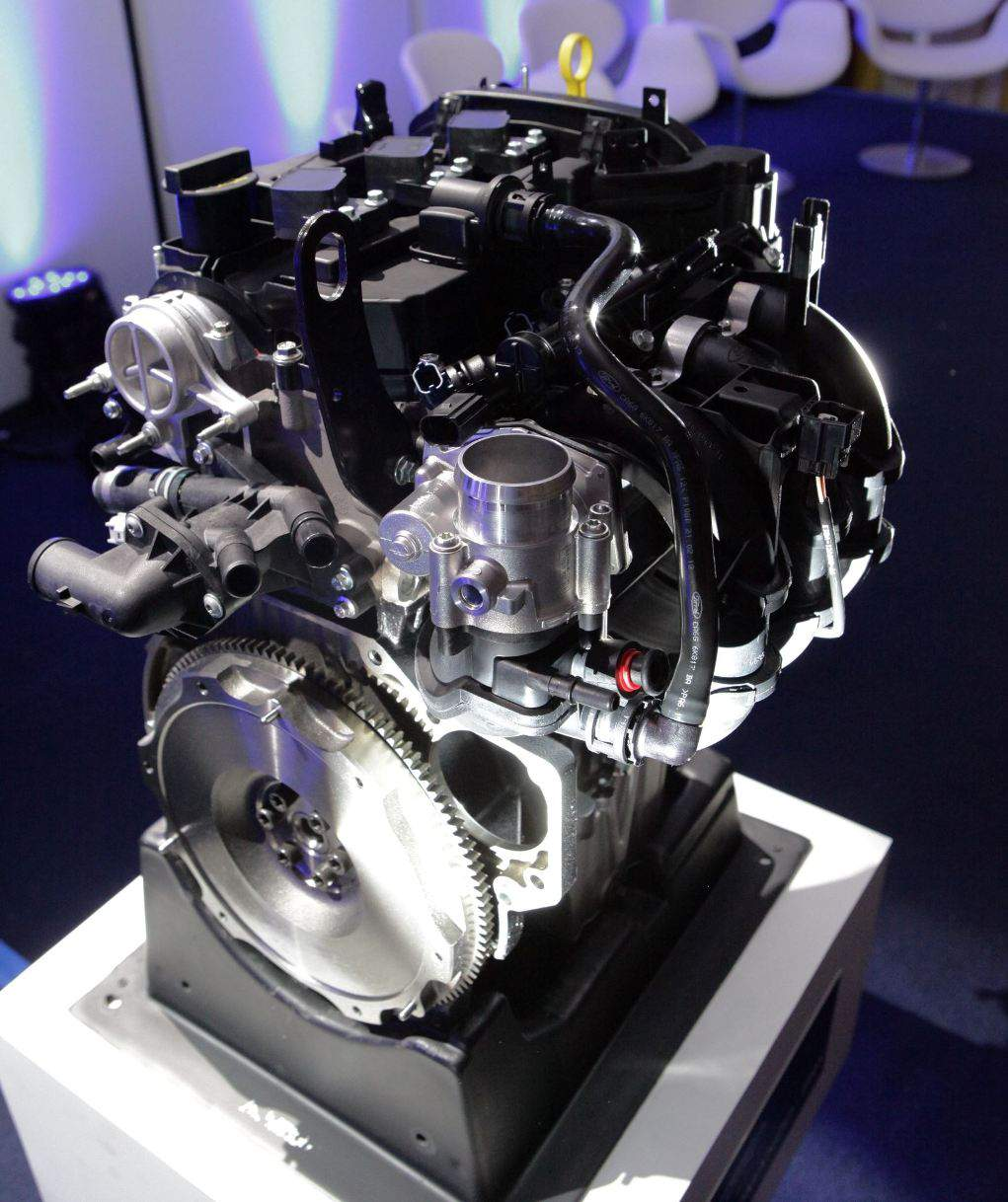 Ford 1.0 Litre ECOnetic Engine Brazil