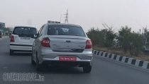 Ford Aspire Blu Edition