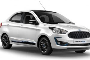 Ford Aspire Blu Launched