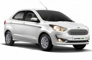 Ford Aspire CNG Price