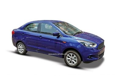 Ford Aspire Electric Vehicle
