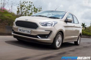 Ford Aspire Facelift Long Term Review