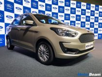 Ford Aspire Facelift Price