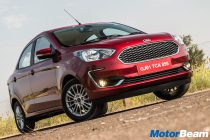 Ford Aspire Facelift Review