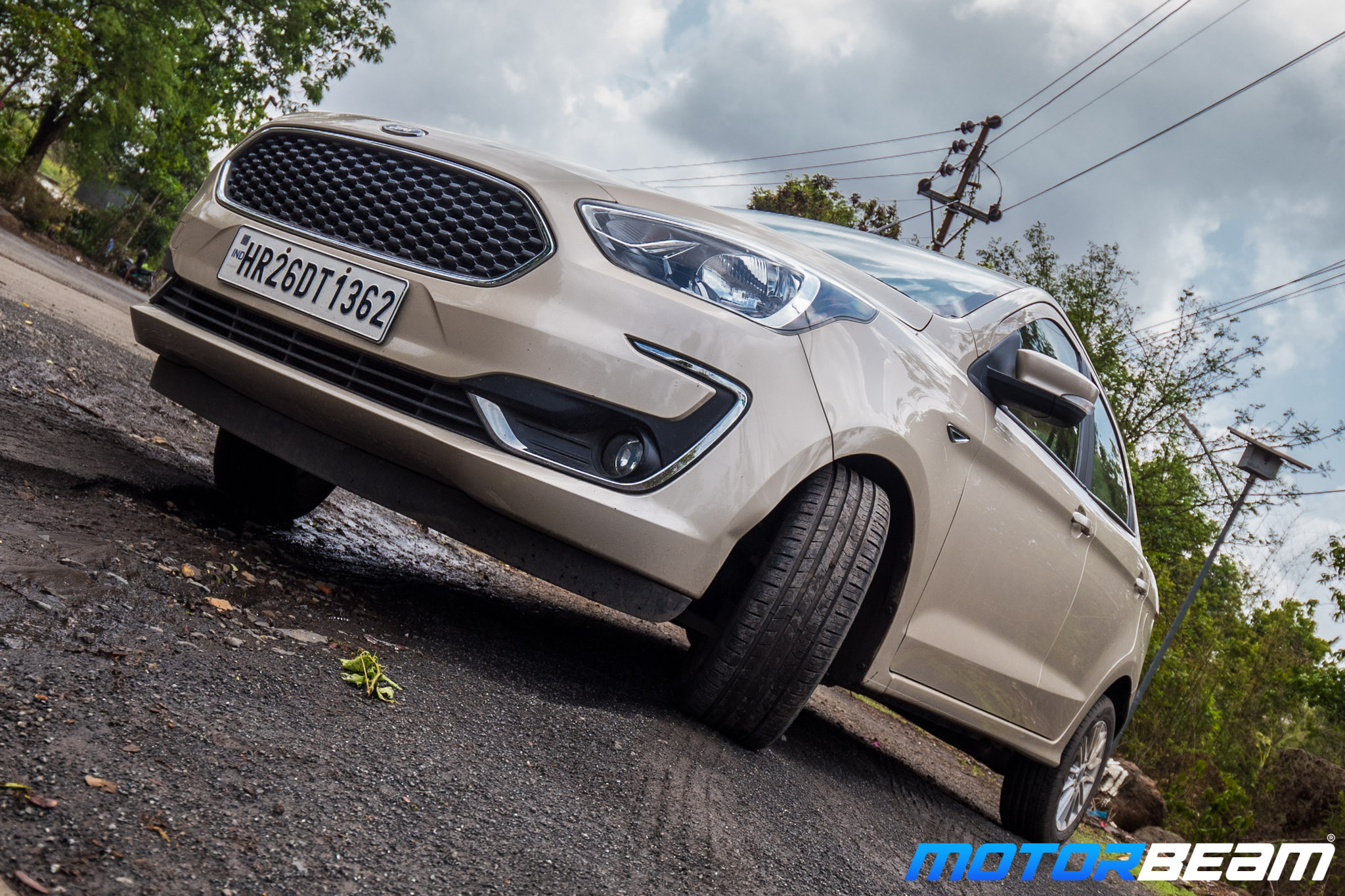Ford Aspire Facelift Review Long Term