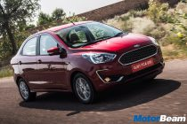Ford Aspire Facelift Video Review