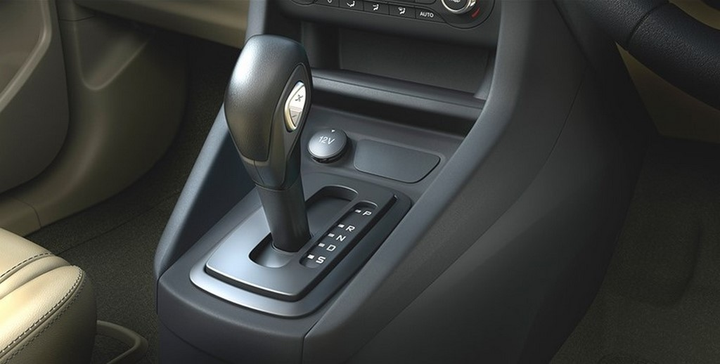 Ford Aspire Gearlever