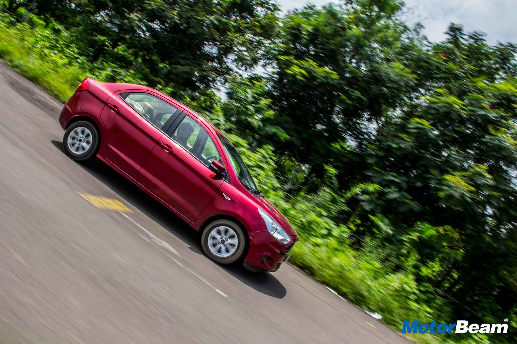 Ford Aspire Long Term Report