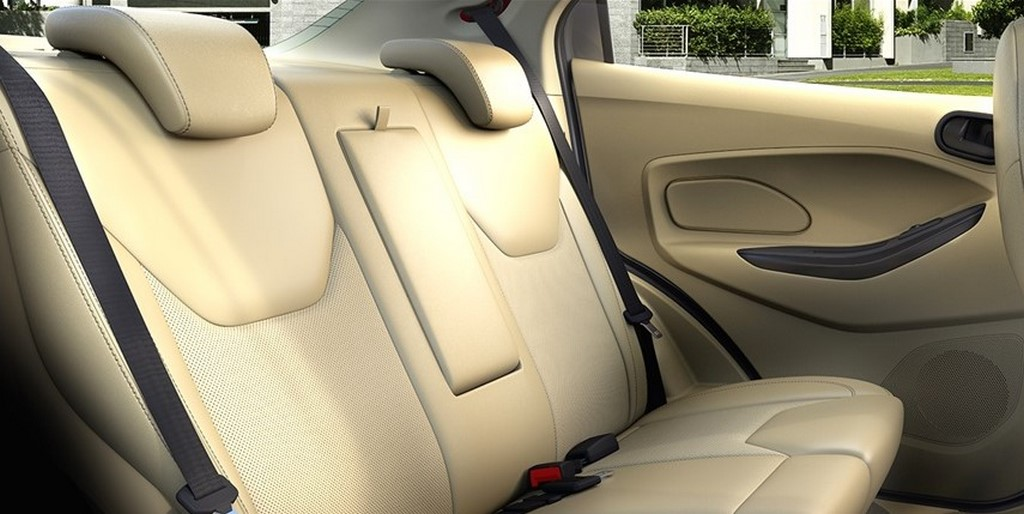 Ford Aspire Rearseat