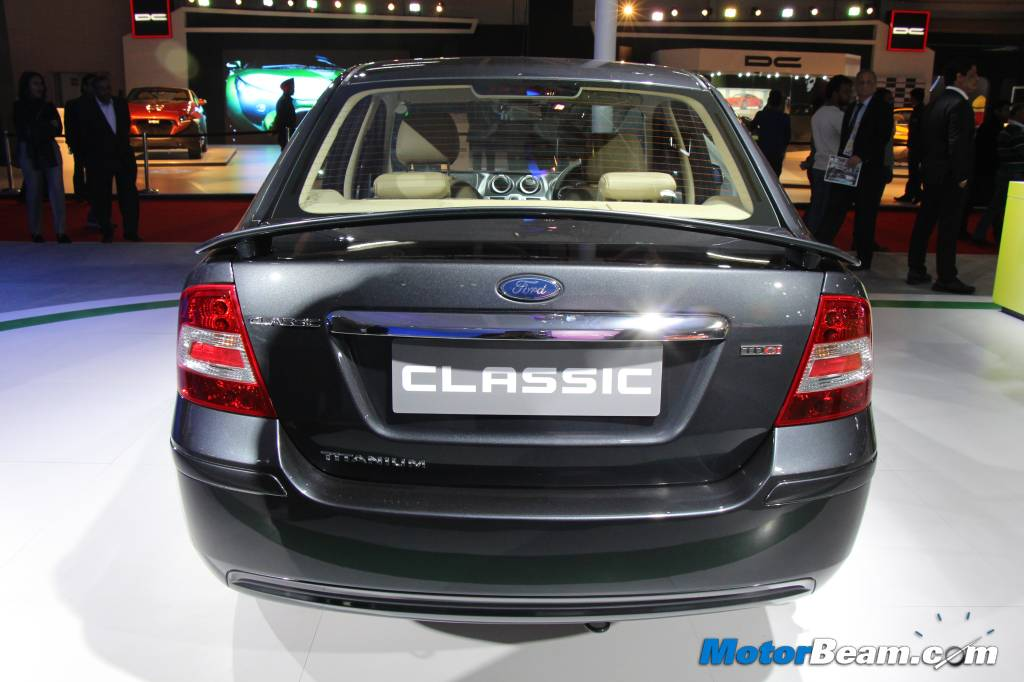 Ford Classic Auto Expo Unveil