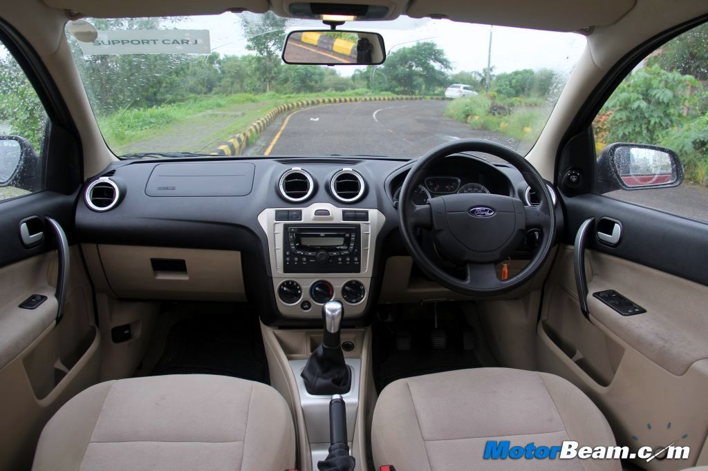 Ford Classic Interior Review