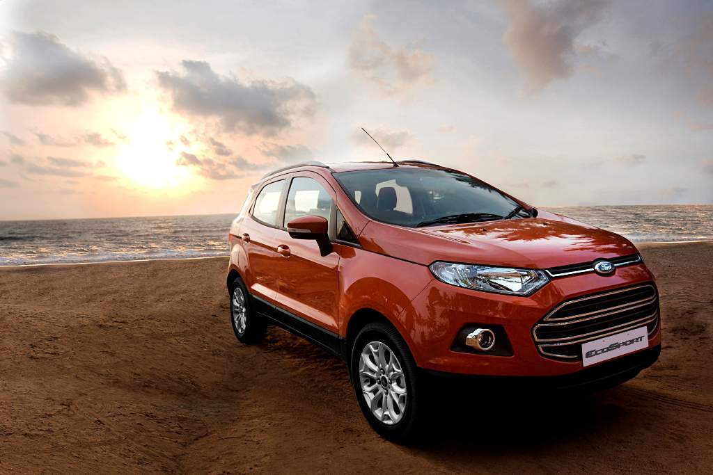 Ford EcoSport 1 Lakh Sales
