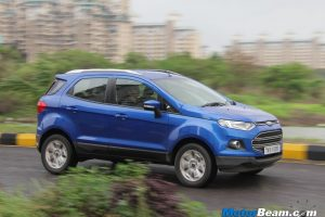 Ford EcoSport 1.5 AT Test Drive Review