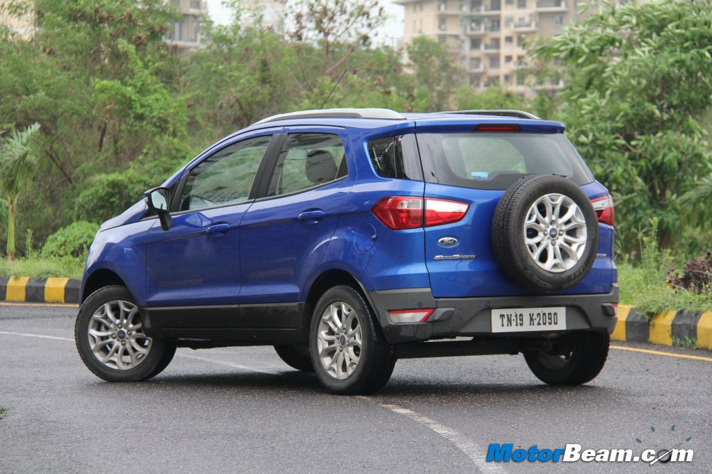 Ford EcoSport 1.5 Automatic Review