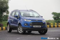 Ford EcoSport 1.5 Petrol Review