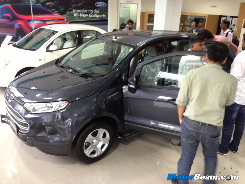 Ford Ecosport Accessories
