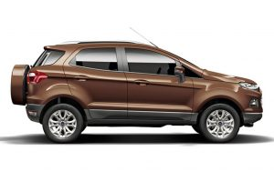 Ford EcoSport Brown