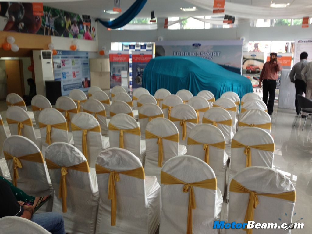 Ford EcoSport Dealer Launch