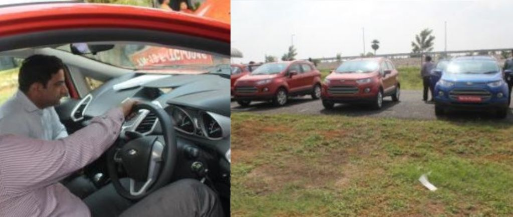 Ford EcoSport Dealer Training