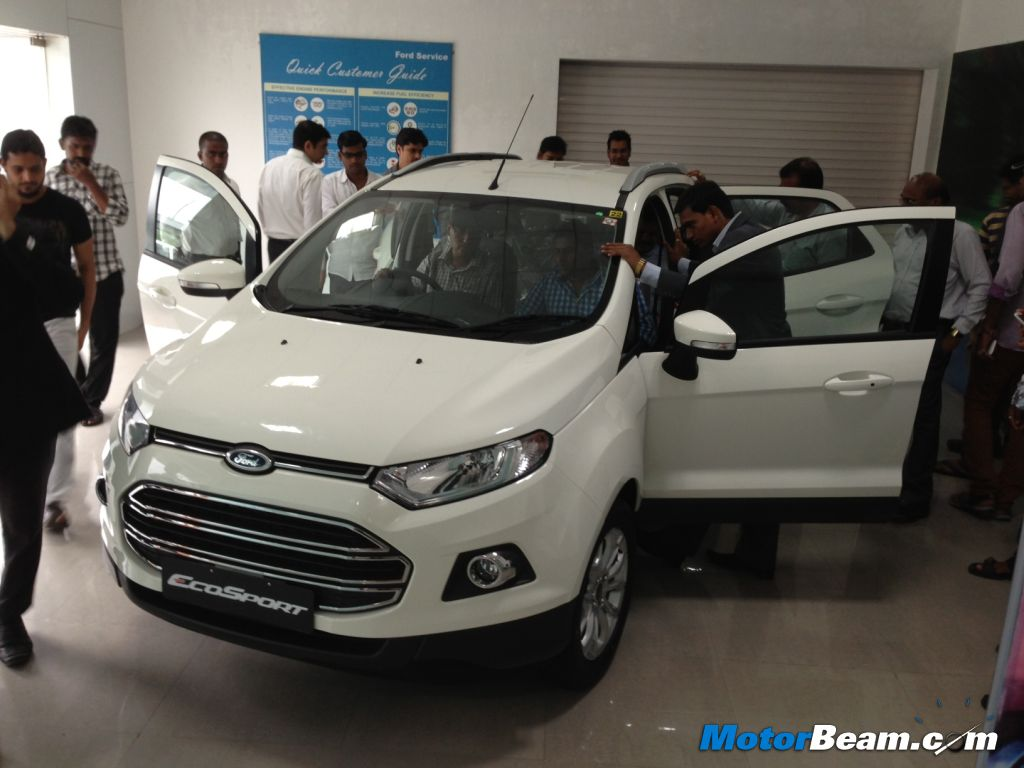 Ford EcoSport Dealership