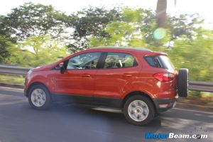 Ford EcoSport Diesel Road Test