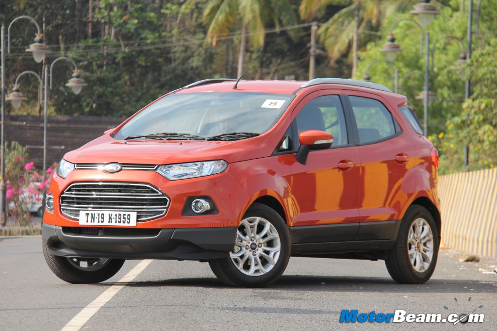 Ford EcoSport Exhaustive Review