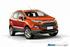 Ford EcoSport Exteriors