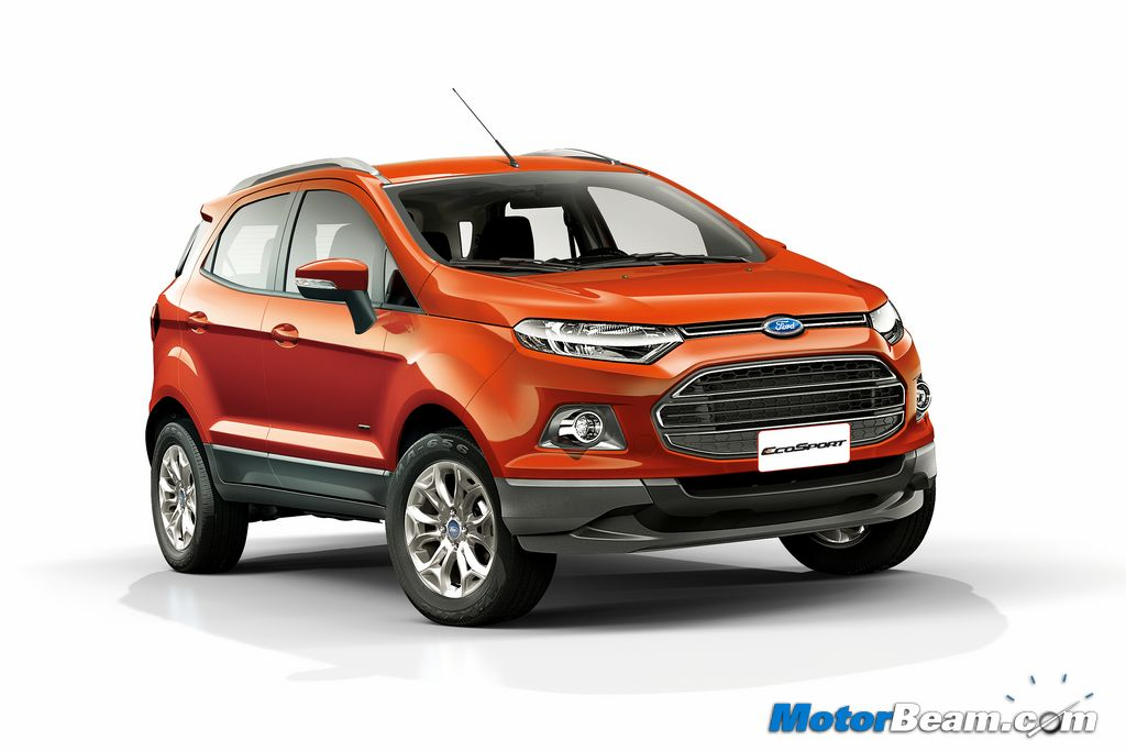 Ford EcoSport Officially Launched In China