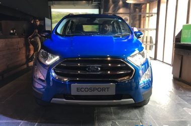 Ford EcoSport Titanium+ MT Petrol Variant Launched At Rs. 10.47 Lakhs