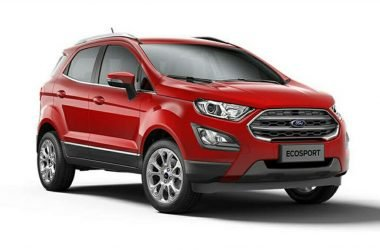 2018 Ford EcoSport Gets New Features, Prices Increased