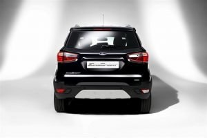 Ford EcoSport Facelift Unveiled