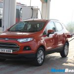 Ford EcoSport Fuel Efficiency